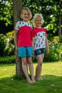 Laure & Hanne Discoverer Tee-1220