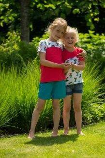 Laure & Hanne Discoverer Tee-1240
