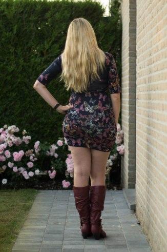 Deborah EAM Tullip Dress-1201