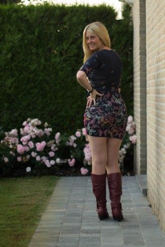 Deborah EAM Tullip Dress-1208