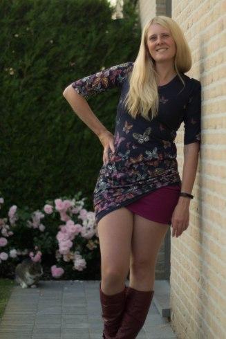 Deborah EAM Tullip Dress-1225