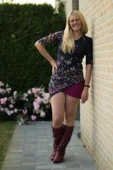 Deborah EAM Tullip Dress-1226