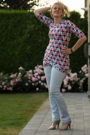 Deborah EAM Tullip Dress-1259