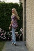 Deborah EAM Tullip Dress-1291