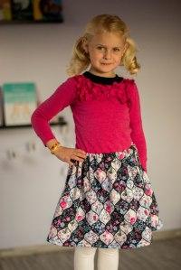 Hanne skirt alert-0415
