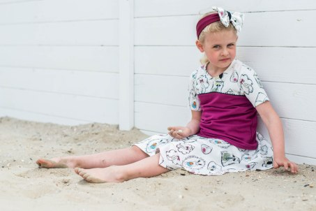 Hanne Jersey Skirt-0445