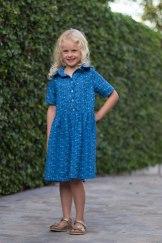 Hanne WWD Collared Dress-0162